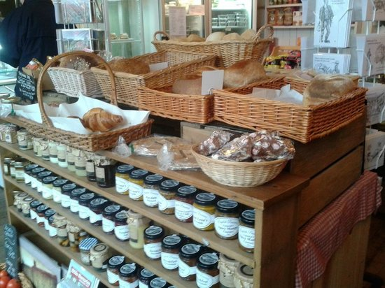 Thornsgill House: On a visit to the Village Kitchen deli for some fresh bread, our favourite Tuna Melts & Coffee C