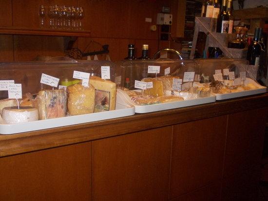 Ostarie Vecjo Friul: I formaggi del vecjo