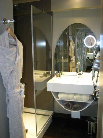 Best Western Premier Why Hotel : bathroom