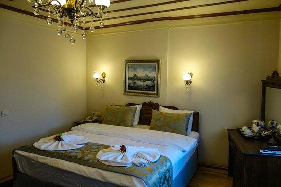 Oba Hotel: Triple room