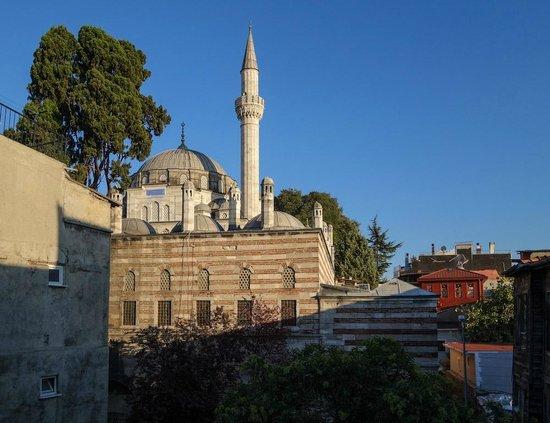Oba Hotel: Mosque