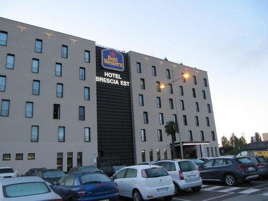 Blu Hotel Brixia: Hotel