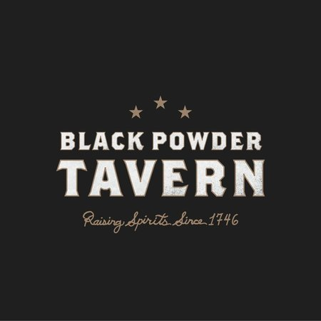 Black Powder Tavern : logo