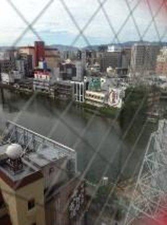 Hakata Excel Hotel Tokyu: 部屋からの景色