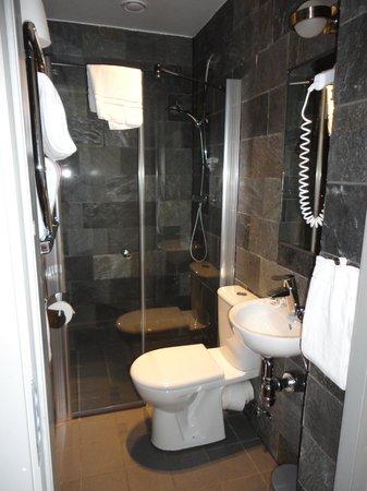 Rex Hotel: Salle de bain