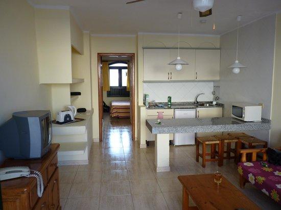 Bitacora Club: Apartment inside