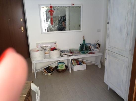 In Fondo Alla Via : living room 2