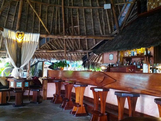 The Sands At Chale Island : Il Bar