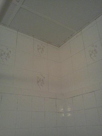Rustik Motel : ceiling