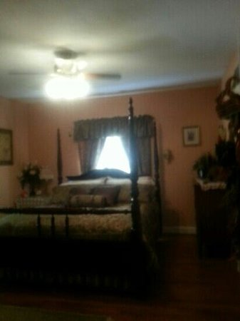 Town Manor Bed and Breakfast: pur room