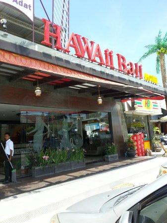 Hawaii Bali Hotel & Airy: Hawaii