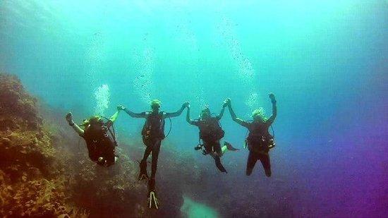 Scuba Diving Divas