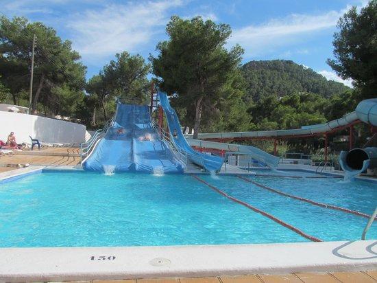 Sandos El Greco Beach Hotel: waterpark