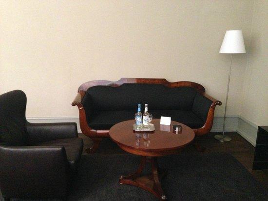 Hotel Anno 1216: Geschmackvolle Einrichtung