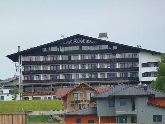 Hotel Lohninger-Schober von der Südseite