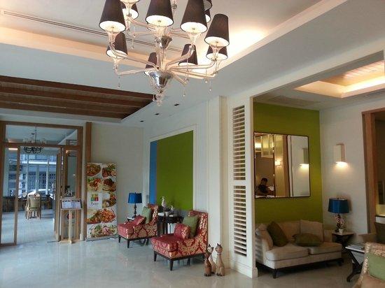 Hotel de Bangkok: Lobby