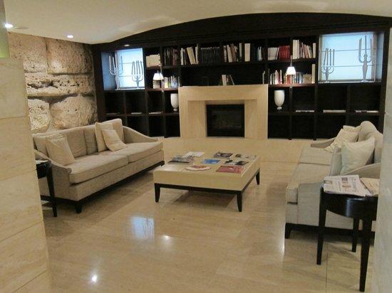 Hotel Indigo Rome - St. George : lounge area
