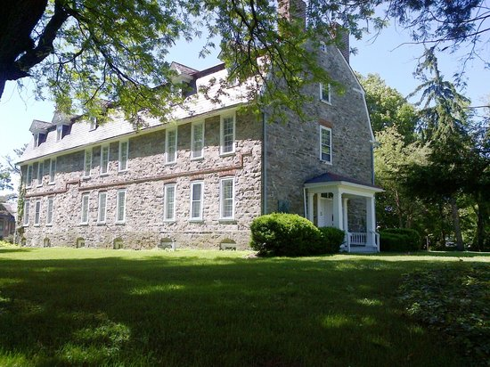 ‪The Moravian Historical Society‬