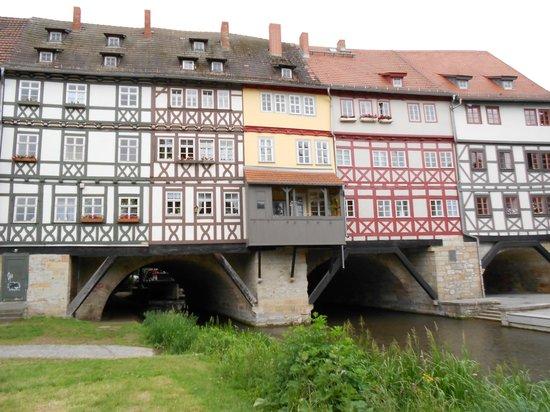 Krämerbrücke: einfach schön