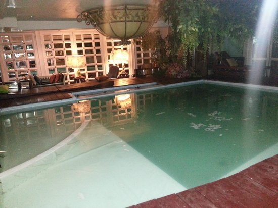 Diamond City Hotel: Pool