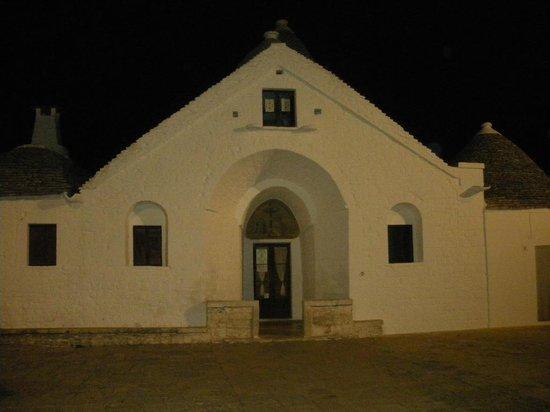 Trullo Sovrano Alberobello (Ba)