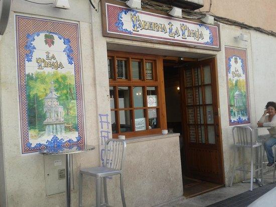 imagen Taberna La Tinaja en Aranjuez