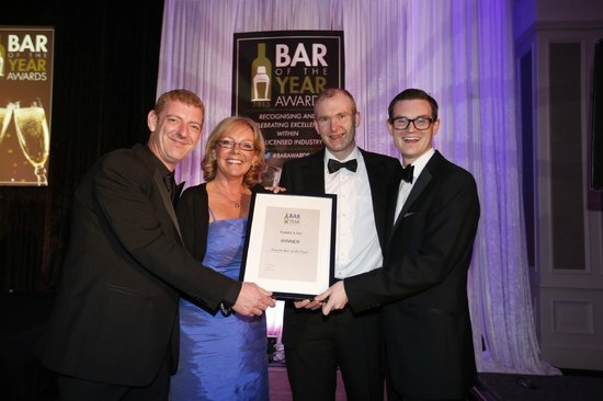 Kyteler's Inn: National Bar Awards 2013 Winner