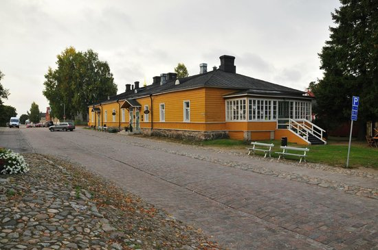 Coffee house Majurska : Kristiinankatu 1