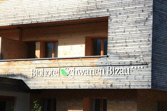 Hotel Schwanen im Bregenzerwald: Außenansicht