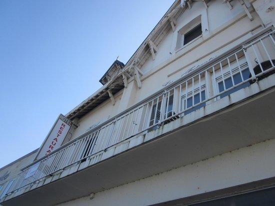 Hotel Restaurant Les Fregates : état du batiment