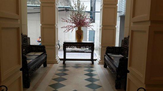 Ecotel Bangkok: Lobby