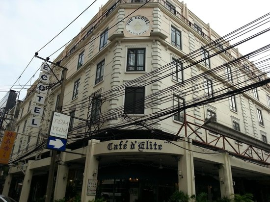 The Ecotel Bangkok : Hotel