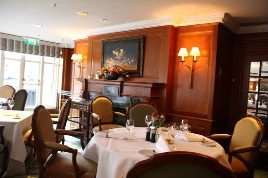 InterContinental Amstel Amsterdam: Restaurant La Rive