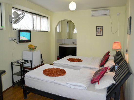Pariwar B&B: Deluxe Room