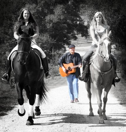 The Inn at Rosehill & Rosehill Stables: music video shot with horses and riders at Rosehill