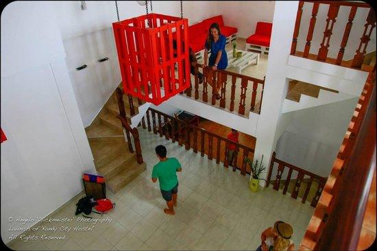 Kandy City Hostel : Inside the Hostel