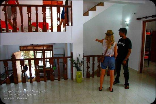 Kandy City Hostel : Inside our Hostel