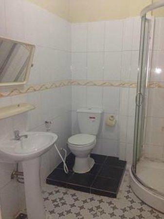 Royal Guest House: bathroom