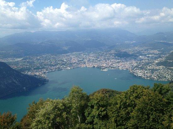 Belvedere della Sighignola: Balcone d'Italia