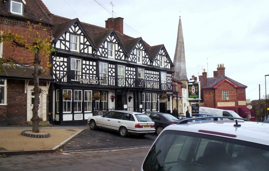 The Talbot Hotel Cleobury mortimer