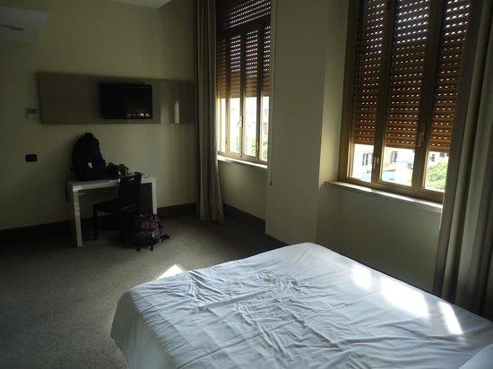 B&B Hotel Roma Trastevere: Outra visão do quarto