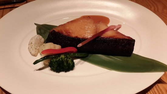 Black Cod with Miso - De Niro's Favorite