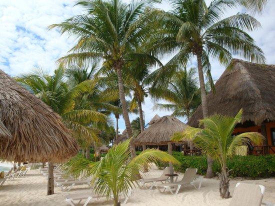 Mahekal Beach Resort: Hotelgelände