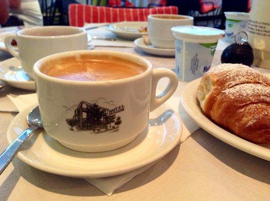 Junior Hotel: Завтрак