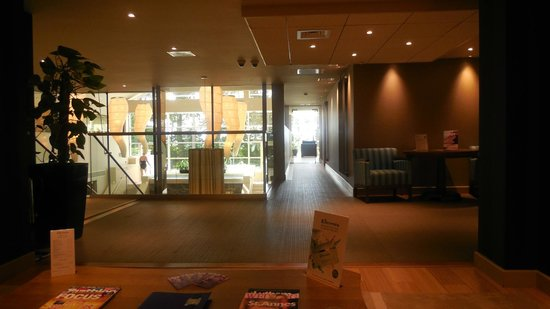 The Spa Hotel at Ribby Hall Village: Waiting for manicure