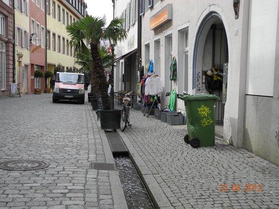 Bächle: Grünwälderstraße