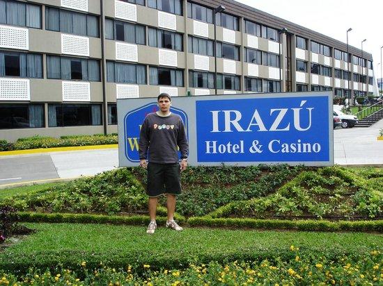 Best Western Irazu Hotel & Casino: Hotel excelente