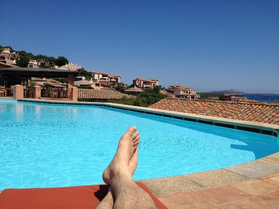 Relais Villa del Golfo & Spa: Not bad..
