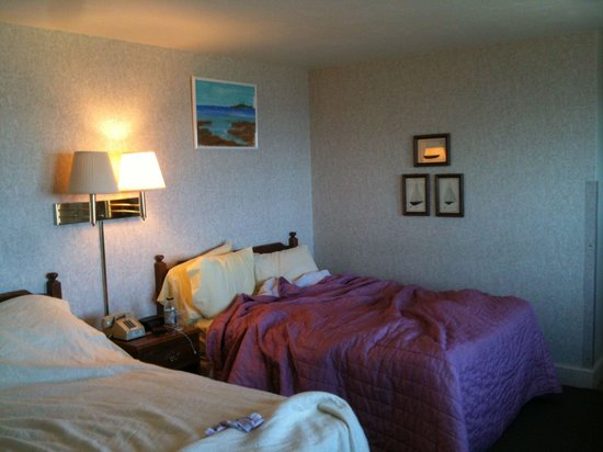 Pilgrim Sands on Long Beach: Room 112. Cost point: $120.60 per night +11% tax