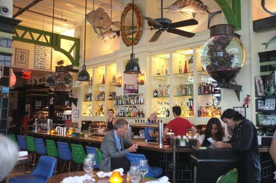 The John Dory Oyster Bar: Bar